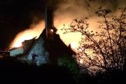 Chard couple's thanks after thatch fire horror