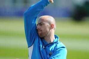CRICKET: Stress fracture will not keep Jack Leach out of county action, insists Matt Maynard