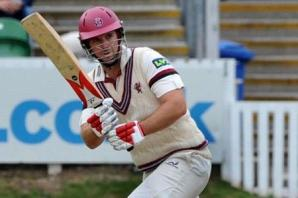 CRICKET: Somerset all-rounder Jim Allenby on road to recovery ahead of Pakistan Super League