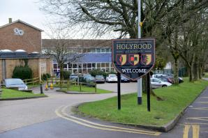 Holyrood Academy announce new school partnership with Axe Valley college