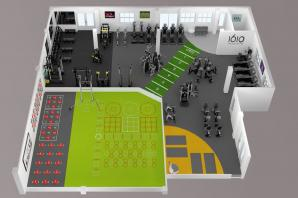 Chard set for new state-of-the-art gym in April